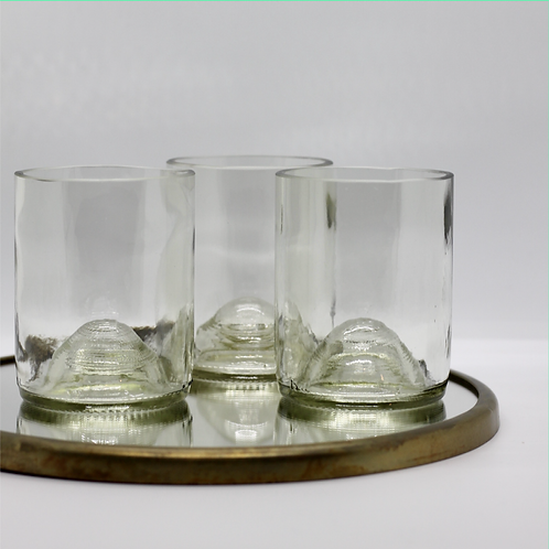 Ssalg - The House Mate Clear Glass Tumbler