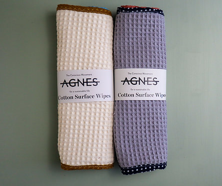 Agnes LDN - Cotton Surface Wipes