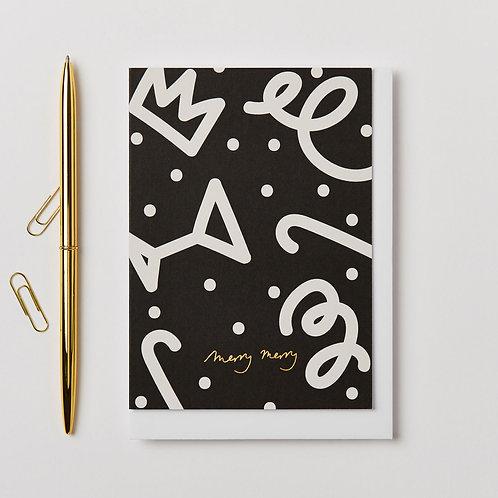 Kinshipped - Merry Merry Card