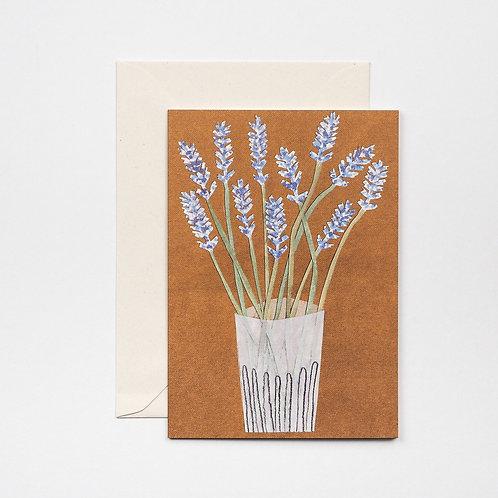 Hadley - Lavender card