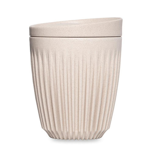 Huskee - 8oz Cup and Lid | Natural