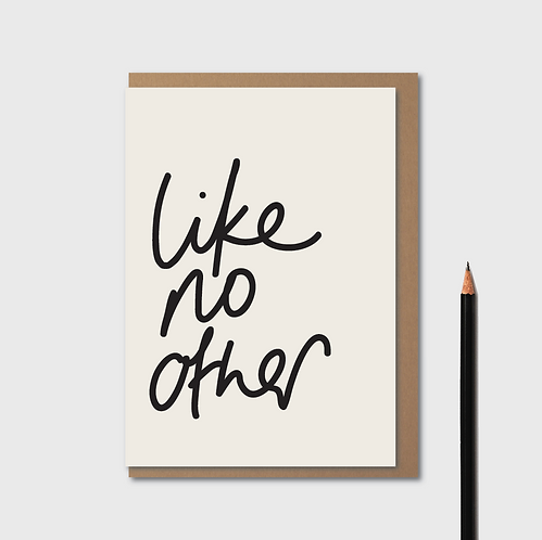 Kinshipped - Like No Other