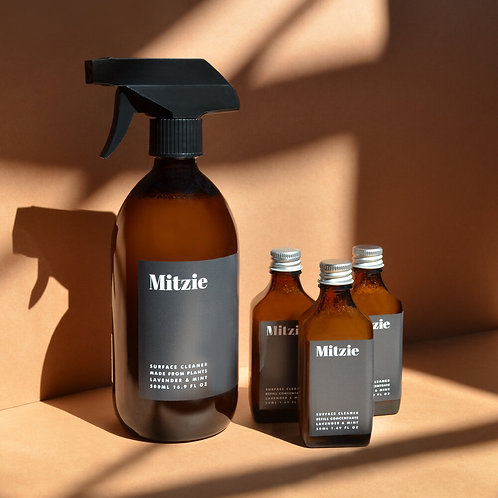 MITZIE - The Essential Set Organic Cleaner