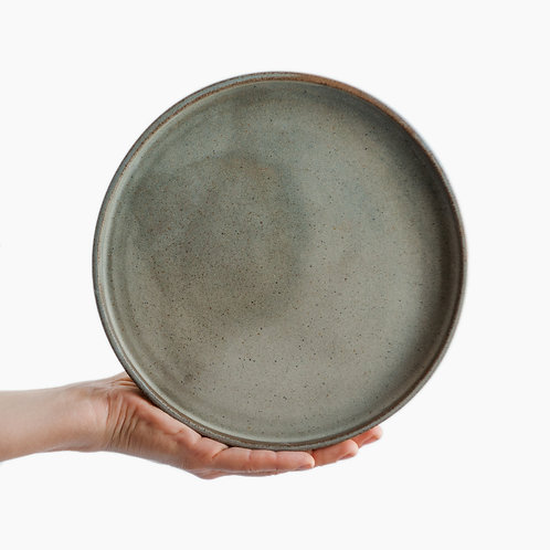BIRDMANS HOME - Flat Plate Single Grey