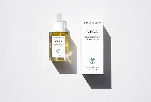 Botany Blend - Face Oil Vega 30ml