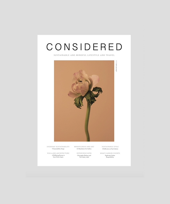 CONSIDERED Magazine Volume 1