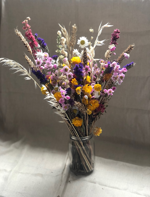 Florette Flowers - Sustainable, everlasting dried flower bouquets (large