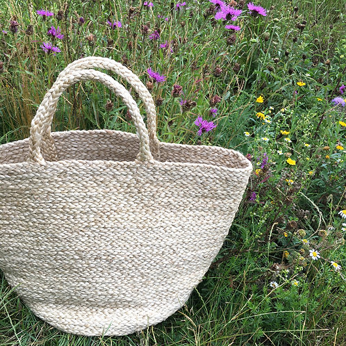 Zero-Living x Maison Bengal - Fair-trade Core Jute Bag