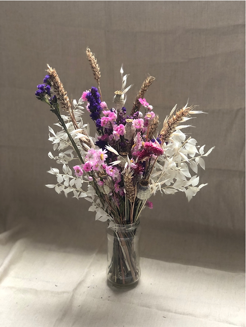 Florette Flowers - Sustainable, everlasting dried flower bouquets (small)