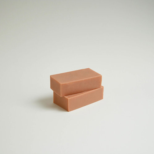 Homework - French Pink Clay Soap