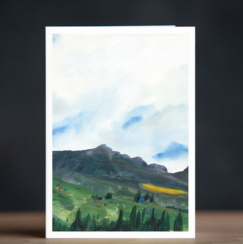 The Card Boys - Snowdonia