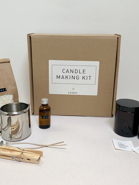 Home Candle Making Kit
