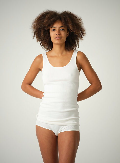 elliot - Bettie Hipster Short Organic Cotton Rib