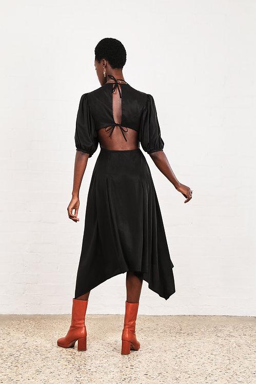 Jasmiin The Label - The Leone Dress | Black