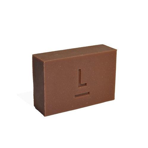 LEGRA -French Red Clay Soap With Neroli & Geranium