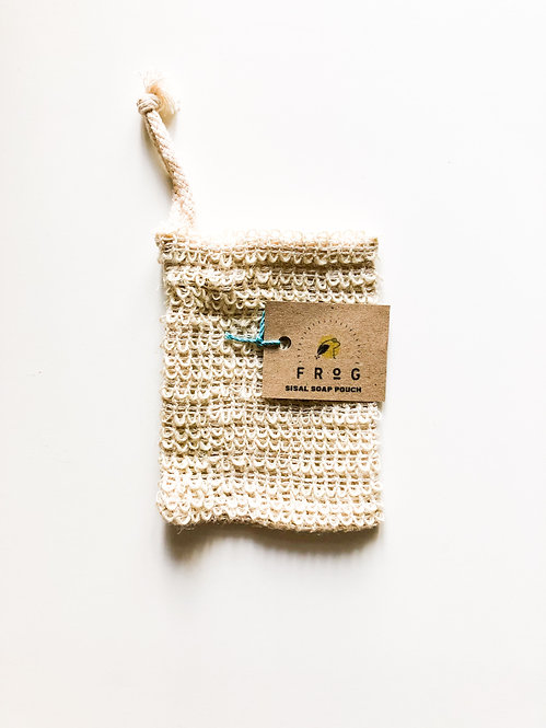 FRoG - Sisal Soap Pouch