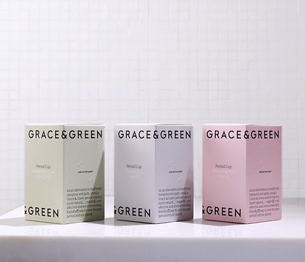 Grace & Green - Period Cup