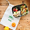 Thumbnail: Mintie Duo - Personalised Stainless Steel Lunchbox Set