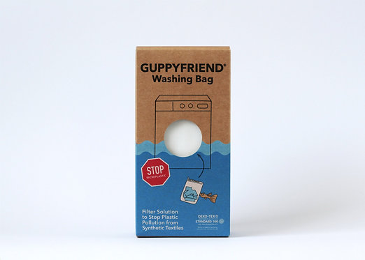 Guppyfriend - Plastic Fibre Catching Washing Bag