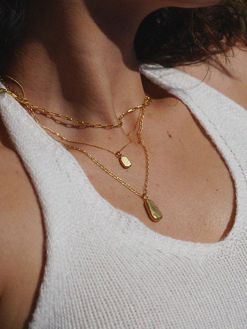 Ella Stern - Little Bean Necklace