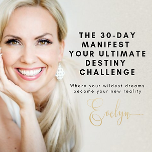 The Manifest Your Destiny Challenge FB C
