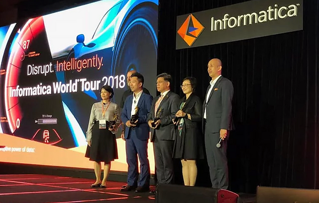 Informatica Data Disruption Award 2018.p
