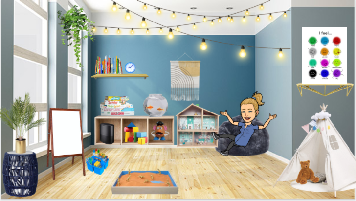 Creating A Virtual Play Therapy Room (Jan. 24, 2021))