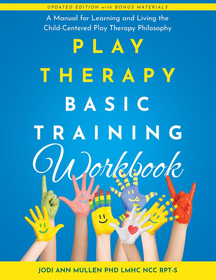 NEW Edition Play Therapy Basic Training