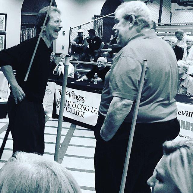 The #original #KingJames & #Rifleman had a pretty #goodtime. floridabilliardsexpo.com FloridaBilliar
