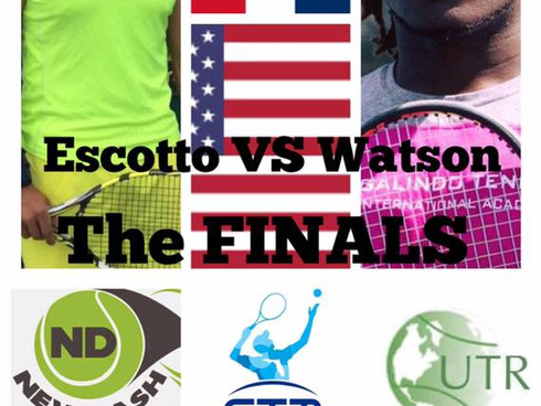USA vs Dominican Republic TODAY FINALS of the FTT Masters! Watson vs Escotto!