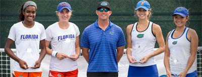 Champions of Orlando's USTA Collegiate Clay Court
