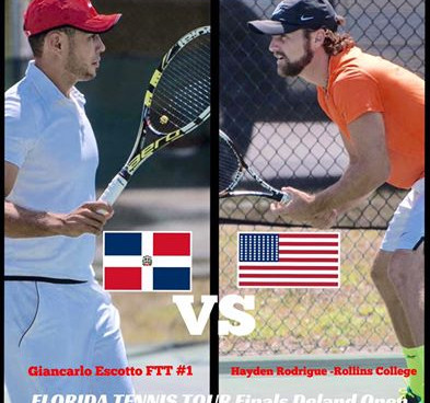 USA vs D.R. in Florida Tennis Tour Deland Finals May 15!
