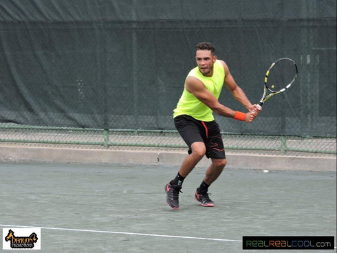Dominican Republic's Giancarlo Escotto Ready for Battle at the OTC