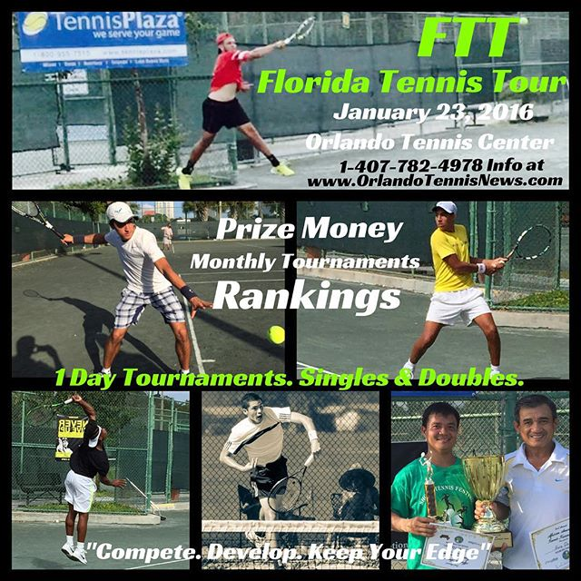 The Florida Tennis Tour!!! Are you ready__ Open event no handicap.jpg $35 entry or $25 for #FTT memb