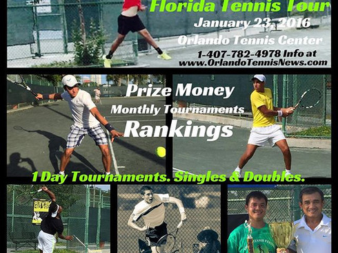 The FTT: Florida Tennis TourPremieres