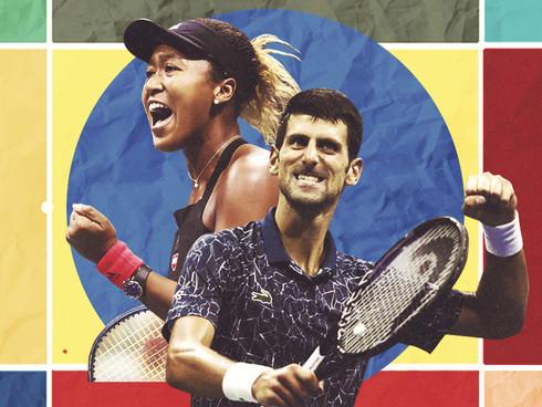 Djokovic & Osaka Crowned 2018 US Open Champions