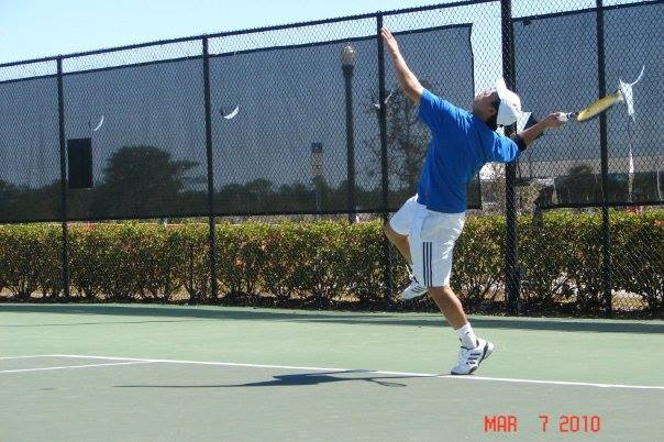 Tennis Players! Mark December 7th on your calender for a Big tennis tourny in Or