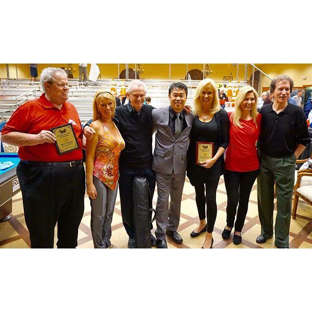 #thelegendsofpool ! #FloridaBilliardsExpo #FBE #JoannMasonParker #pool #pooltable #poolstick #poolle
