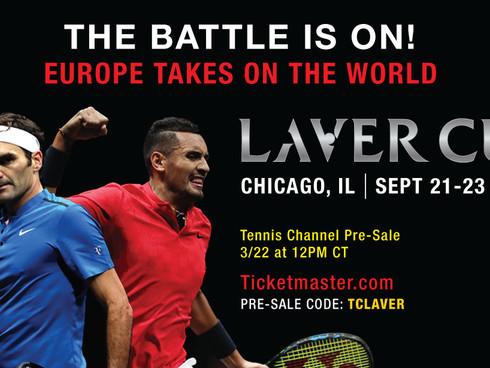 2018 Laver Cup Sept 21-23