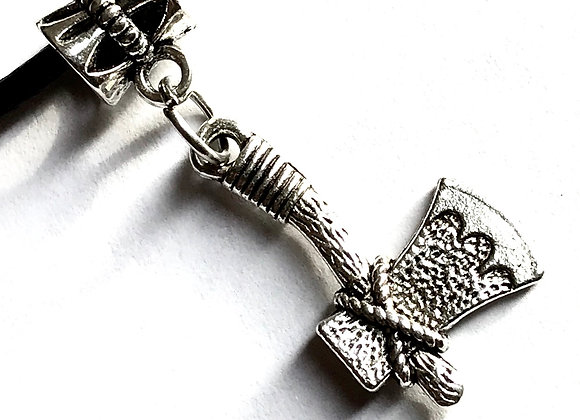 Spirit Axe Necklace and Pendant