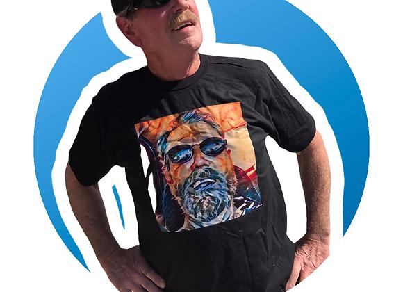 "GENUINE ""Cool Guy"" T-Shirt Brad Buckner Original"