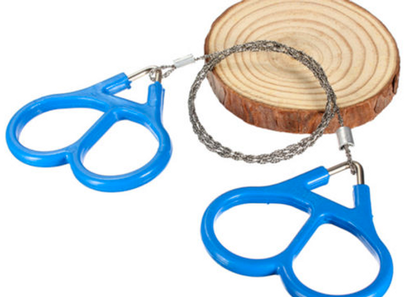 Tactical Precision Wire Saw (Rope Saw)