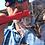 Thumbnail: COMBO Bull Skull Head Necklace and Sharp N Spark Sharpener