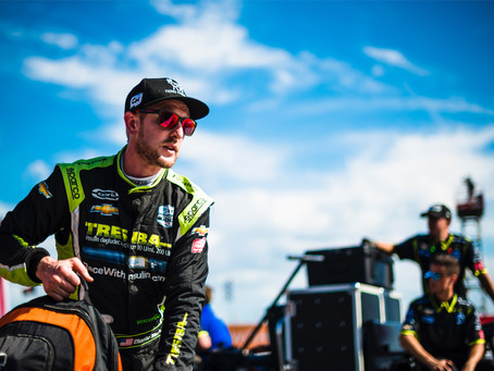 Diabetes Download: Charlie Kimball, first licensed driver with diabetes to win an IndyCar race