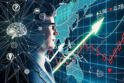 artificial-intelligence-trade-concept-si