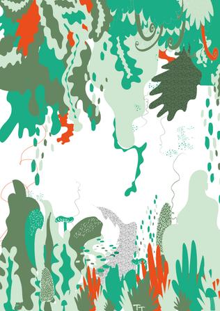 Zauberjungel // Wallpaper // 2020