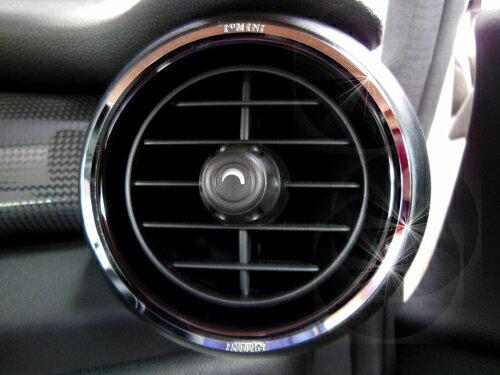 MINI F56 エアーベントサイド
