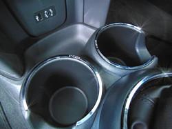 MINI F56 フロントドリンクホルダー