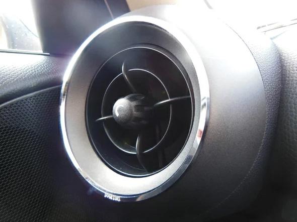 MINI R60/61 エアーベントサイドリング