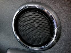 MINI F56 リアミドルスピーカーリング